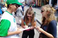 Ciudadanas en Trujillo