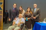 Se conmemora en Ciudad Juárez la vida de Salomón Schlosser