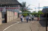 Limpieza de playas en Guatemala