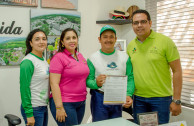 In Colombia resolutions were issued in support of the rights of Mother Earth.