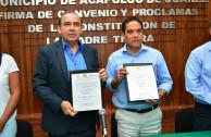Proclamación en Acapulco