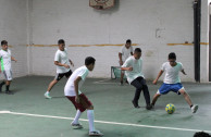 Football Tournament for Peace