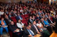 Público durante exposición