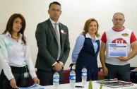 Tunja gives recognition to the GEAP, for the support to blood donation culture