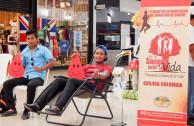 Jóvenes de la Guajira fueron ejemplo del altruismo necesario para donar sangre