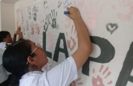 Student Ayelen Rivera