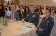 Representantes jurídicos y militares