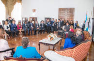 Promoting justice as a value generator of peace before the concept and the original nature of itself, is one of the objectives of the justice and democracy session of the CUMIPAZ