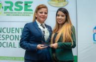Reconocimiento a Empresarios en Sesión RSE, CUMIPAZ 2018