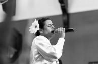Soprano Sharon Rivera