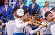 Violinista Laura Lara Garcia