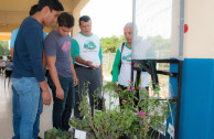 "In Mexico: Tabasco students attend the ""Environmental Culture"" event"