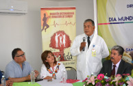 In Durango, they carried out awareness activities and drives in hospitals and educational centers