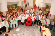 World Blood Donor Day was celebrated with the participation of blood banks, hospitals, public and private entities of Tabasco