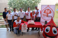 Activists from Yucatan join in celebration of World Blood Donor Day