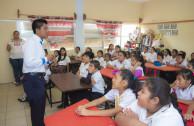 Participación de los alumnos