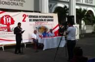 El Salvador 2nd Blood Drive