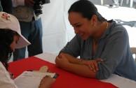 Gabriela Rivadeneira, Presidenta de la Asamblea Nacional del Ecuador