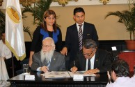 "Law Proposal in the Legislative Assembly of Costa Rica, to include ""The Holocaust, Paradigm of Genocide"" as a topic of study in the education system"