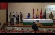 Foro: Dignidad Humana y Presunción de Inocencia, Cantón Norte de las Fuerzas Militares de Colombia