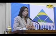 CUMIPAZ - Sesión Diplomática, Política y Parlamentaria - Dra. Iris Martínez