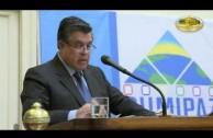 CUMIPAZ - Sesión Judicial - Dr. Francisco Rozas