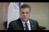 2016 07 22   Entrevista Presidente Congreso Nacional