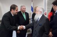Aniversario del Estado de Israel en Paraguay 2013