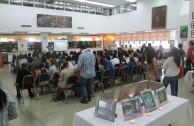 Exposición de fotografías del Holocausto en Panamá