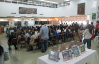 Exhibition of Holocaust photographs in Panama
