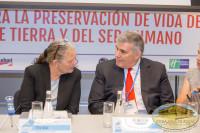 Vera Bohórquez y David Proenza