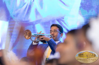 Trompetista  Zaqueu Vieira