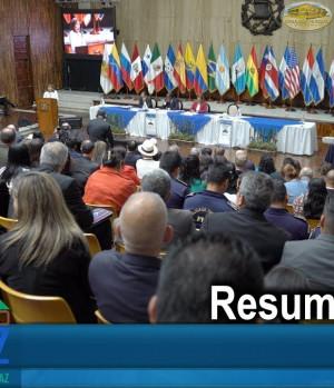 CUMIPAZ 2018 - Resumen Sesión Justicia | EMAP