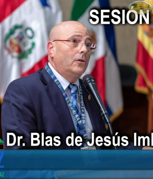 Cumipaz 2018 DIA 5 Justicia Blas de Jesus Imbroda Ortiz