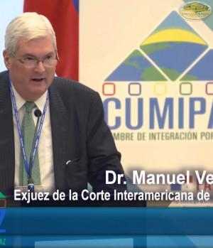 CUMIPAZ 2017 - Sesión Justicia  - Dr. Manuel Ventura Robles   EMAP