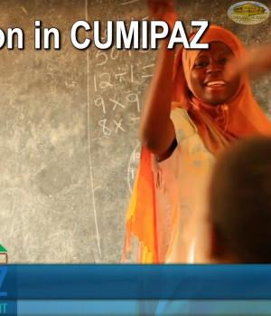 Education in  CUMIPAZ   EMAP