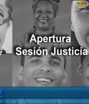 CUMIPAZ 2017 - Apertura Sesión Judicial | EMAP