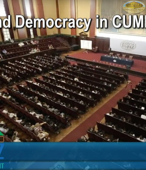 Justice and Democracy in CUMIPAZ   GEAP