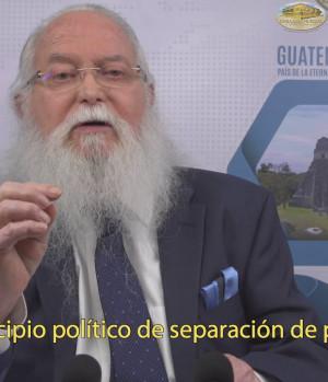 CUMIPAZ 2018 - Dr. William Soto Santiago - Sesión Justicia | EMAP