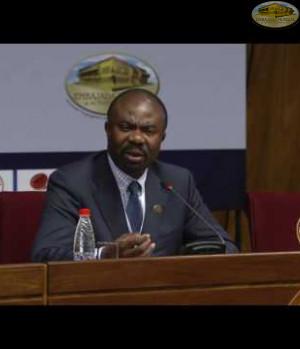 Dr Antoine Kesia Mbe Mindua