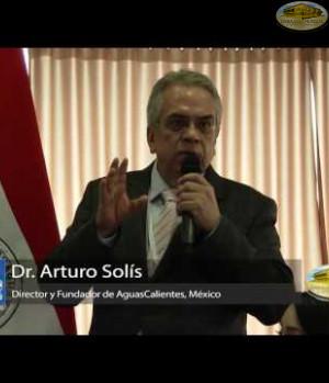CUMIPAZ 2016 - Sesión Diplomática -  Mesa 3: Dr. Arturo Solís   EMAP