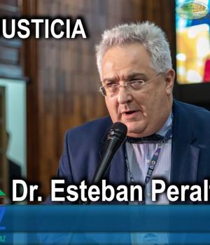 CUMIPAZ 2018 - Sesión Justicia - Dr. Esteban Peralta Losilla | EMAP