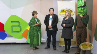 Bolivia TV entrevista a Activistas por la Paz