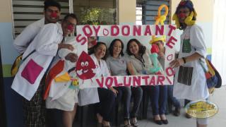 Salvando vidas, Donantes habituales