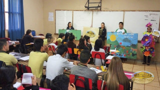 Charla Ambiental