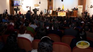 Legisladores de Colombia