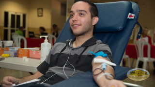 Why donate blood?