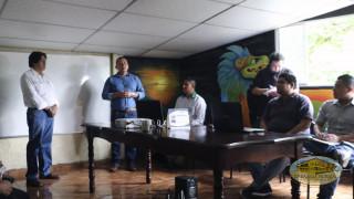 Apertura reunión