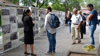exposición holocausto