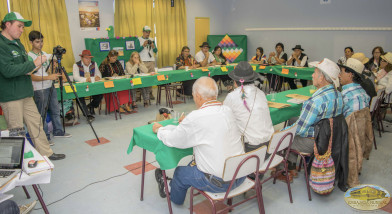mesa de propuestas